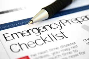 Emergency Plan Checklist